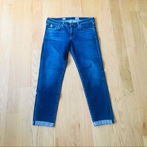 AG  Roll Up Jeans